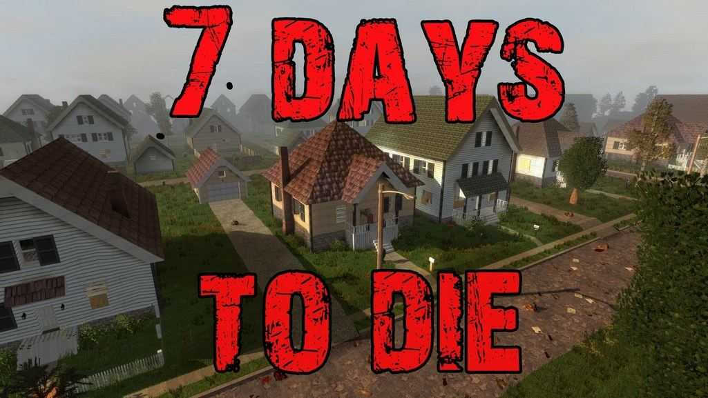 7 Days to Die, PlayStation 4 ve Xbox One'a geliyor