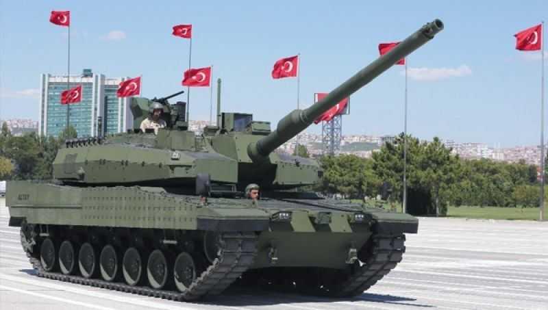 Armored Warfare'e Altay Tankı geliyor