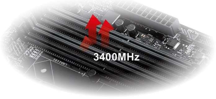 DDR4 hız aşırtma gücü