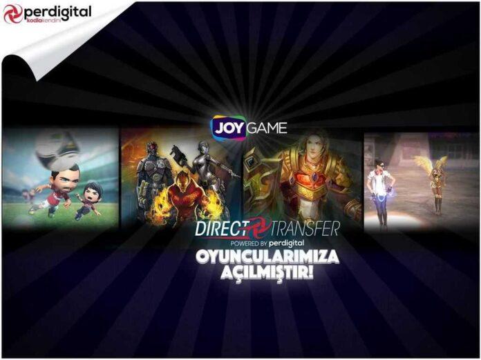Gaming in Turkey'den Perdigital İşleri, Neler Yaptık, Neler Yapacağız?