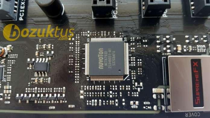 NuvoTon NCT6793 Super IO Controller