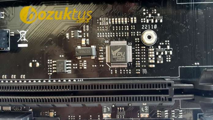 Turbo Processing Unit TPU yongası