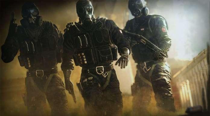 Ücretsiz Rainbow Six: Siege
