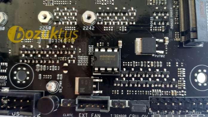 Winbond 25Q128FV1Q 1517 BIOS çip
