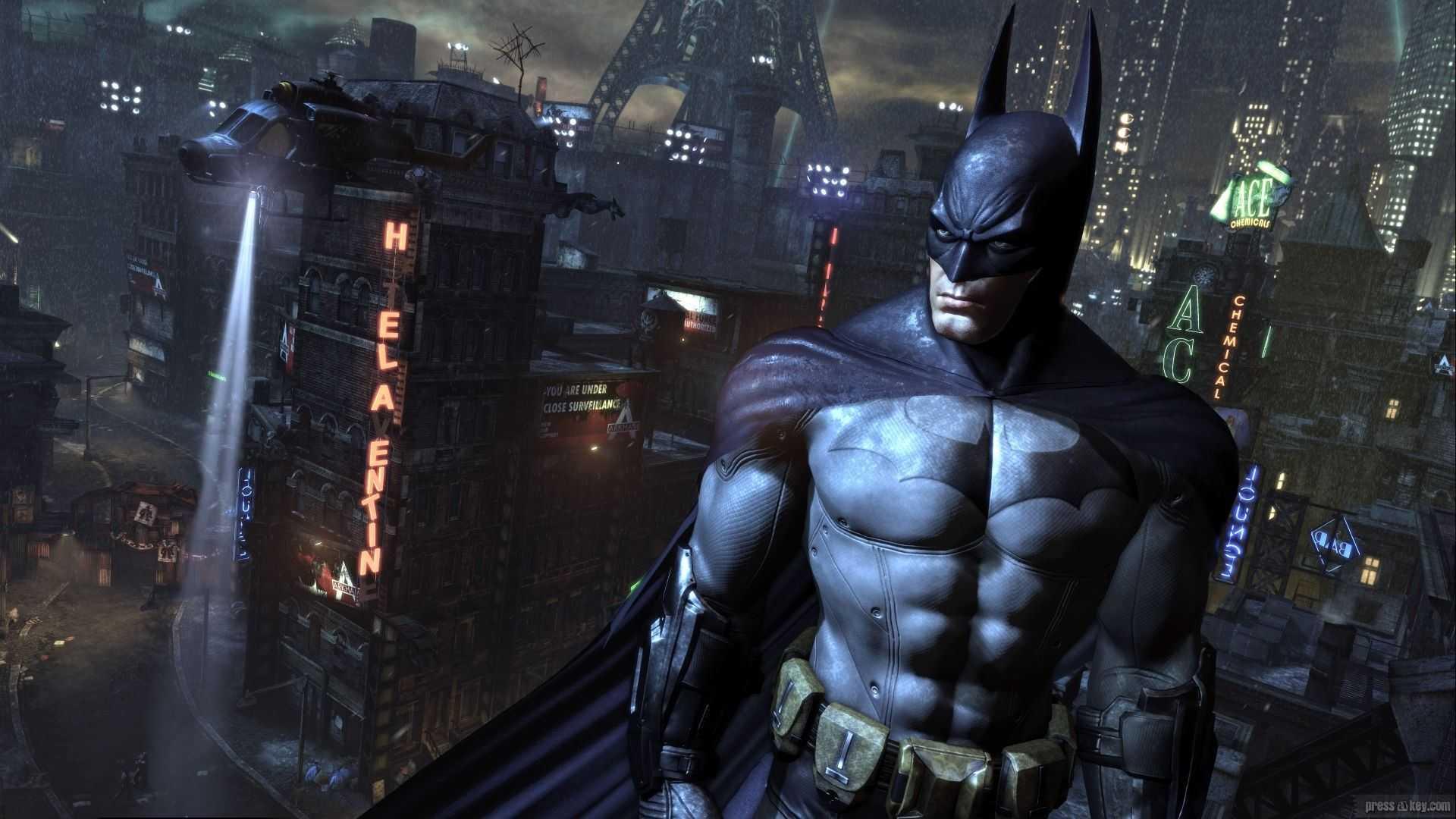Batman: Return to Arkham grafik karşılaştırması yayınlandı