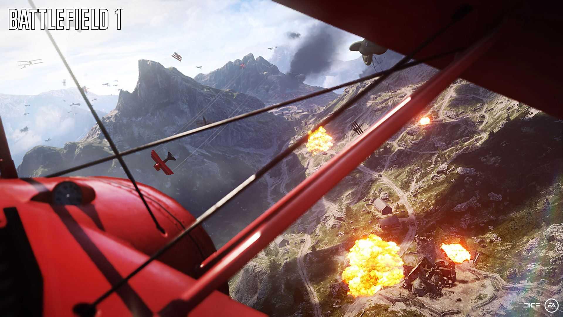 Battlefield 1'de Mikro Ödeme bulunacak