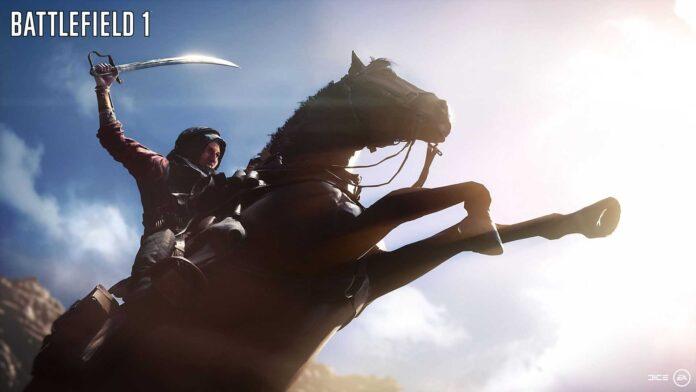 Battlefield 1'de Motion Capture