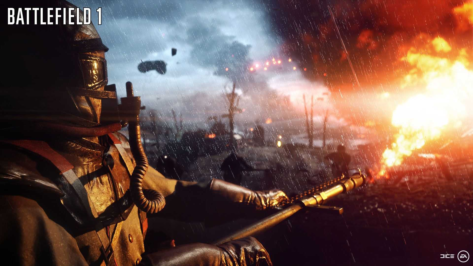Battlefield 1'e gelecek ilk DLC ücretsiz olabilir!