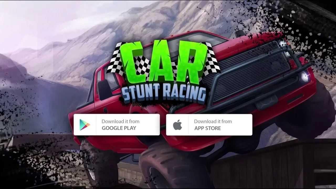 Yeni mobil oyun, Car Stunt Racing yayınlandı