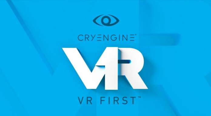 Cryengine VR First
