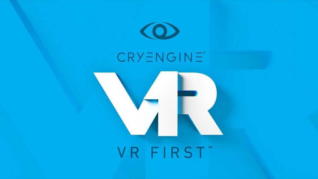 Cryengine VR First