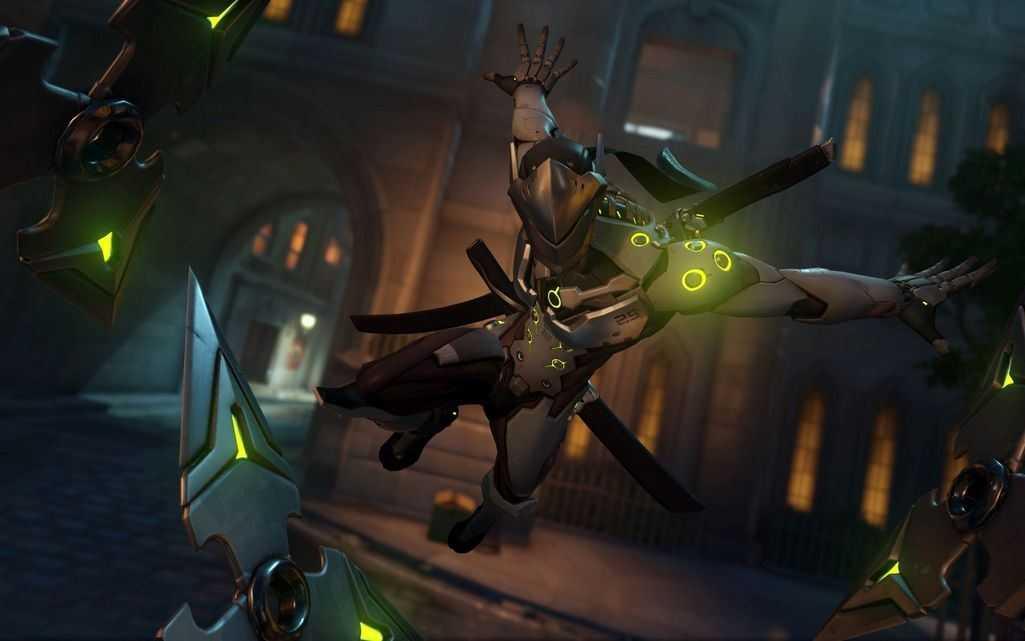 Overwatch'den yeni kısa animasyon Dragons