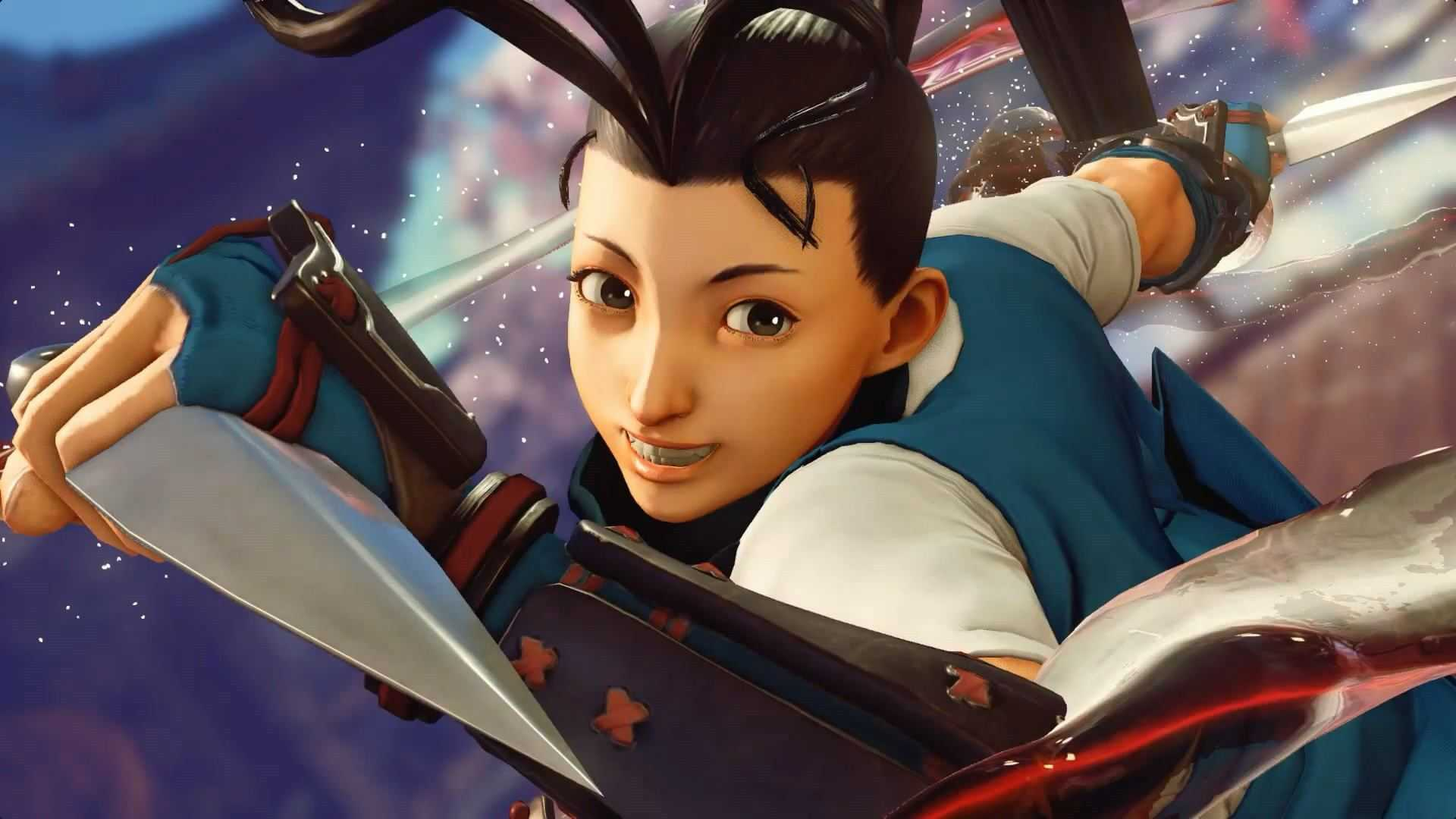 Street Fighter V'in yeni karakteri Ibuki tanıtıldı