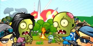 Zombie Wars: Invasion Steam'de indirime girdi