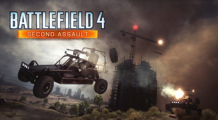 Battlefield 4 Second Assault