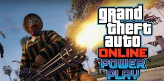Grand Theft Auto Online Power Play