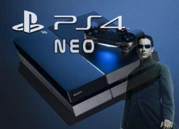 Playstation 4 Neo Mizahi