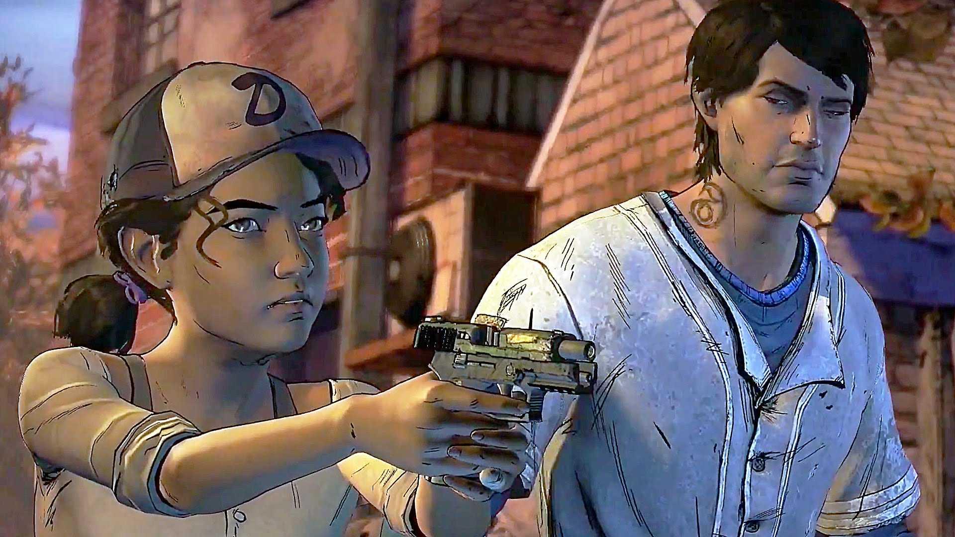 The Walking Dead Season 3 Clementine