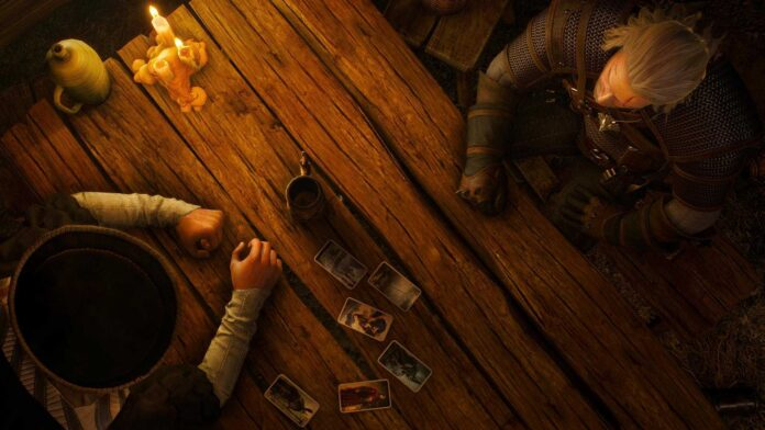 Witcher 3: Wild Hunt Gwent