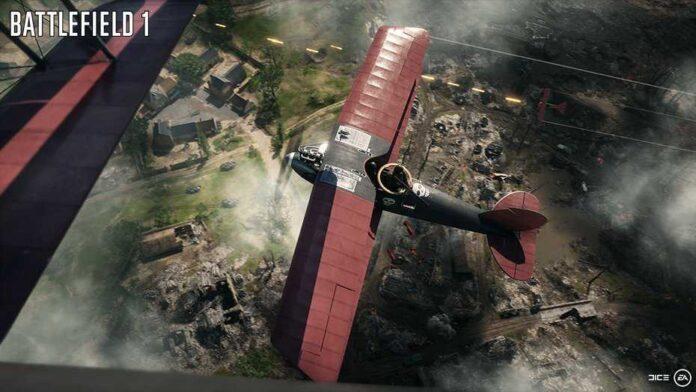 Battlefield 1 ekran görüntüsü