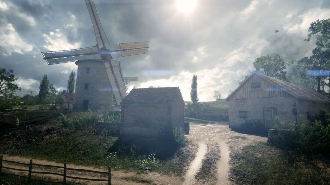 Battlefield 1 Fase Graphics
