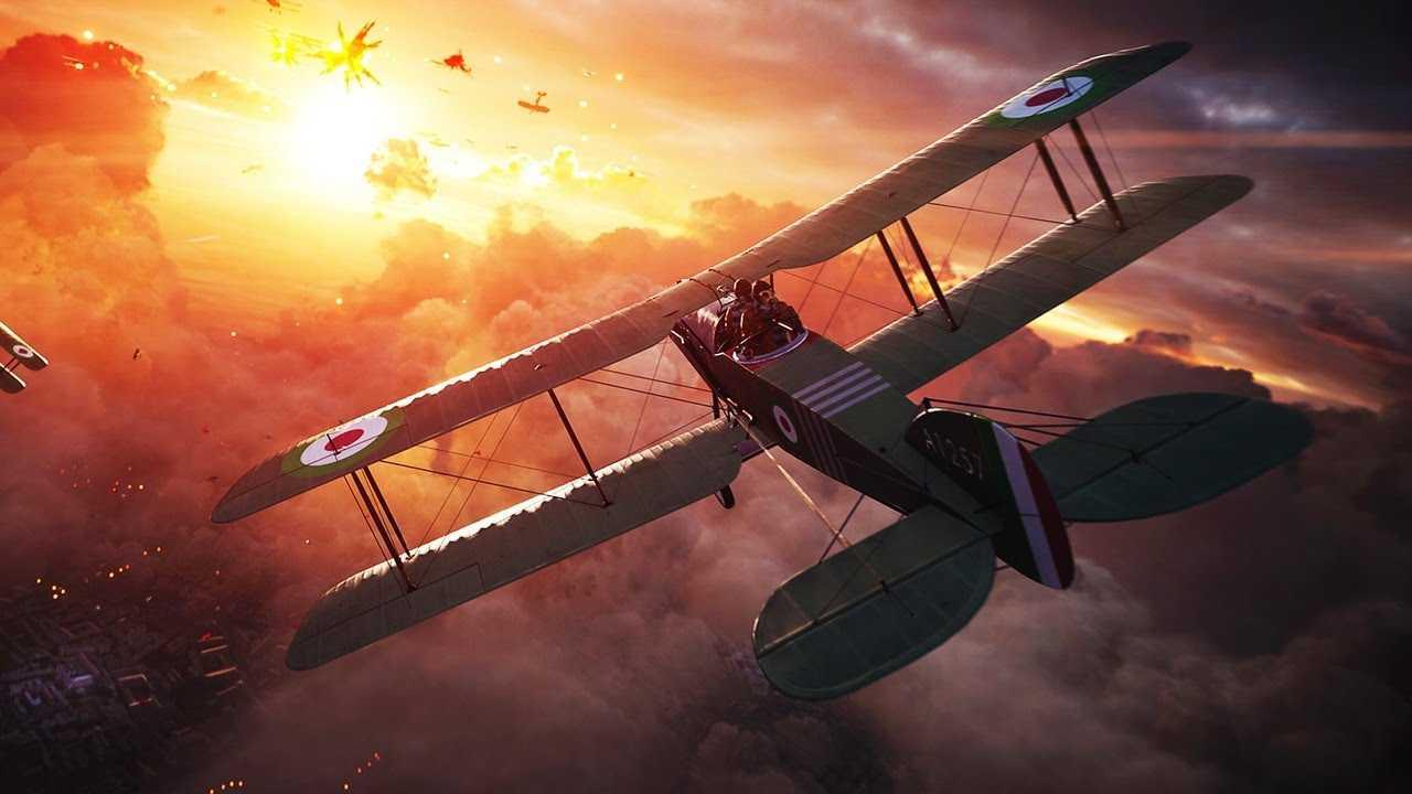 Battlefield 1 savaş uçağı hakimiyeti