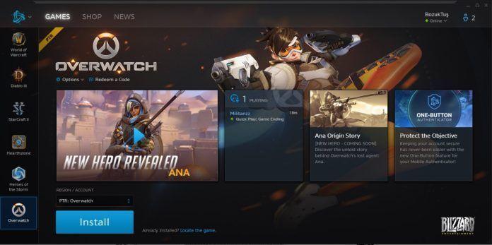 overwatch ptr test serverına girme 2