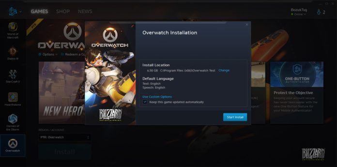 overwatch ptr test serverına girme 3