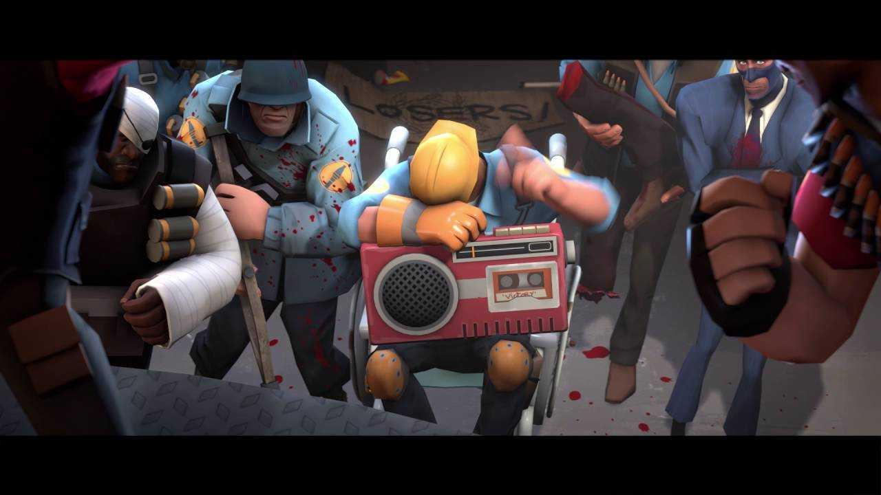 Team Fortress 2 rekabetçi modu