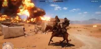 Battlefield 1 Beta Glitch