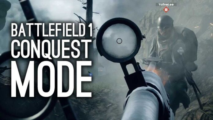 Battlefield 1 Conquest