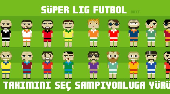 8 bit Süper Lig