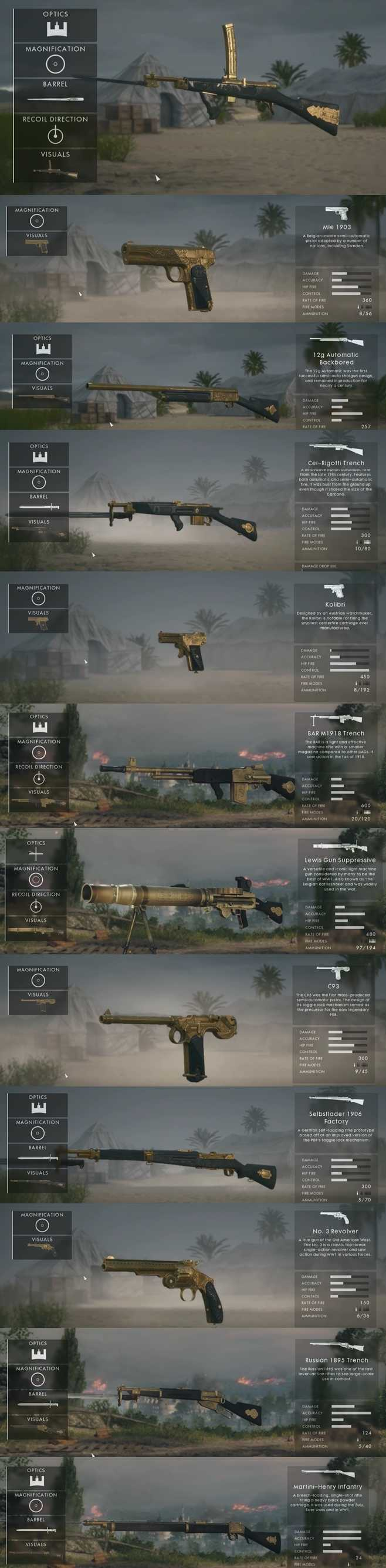 battlefield-1-altin-kaplama-silahlar