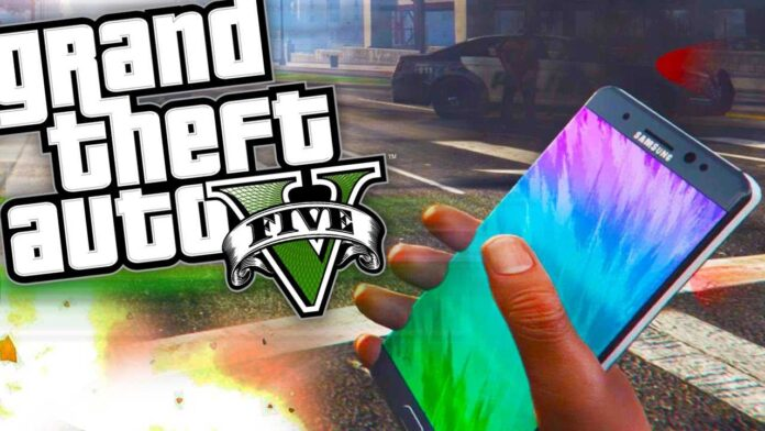 GTA 5 Note 7 Modu