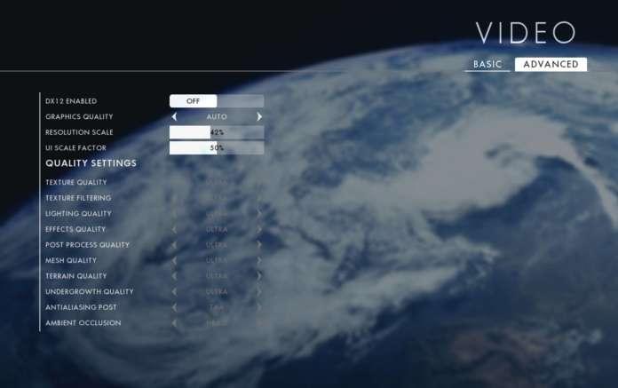 Battlefield 1 DirectX 12