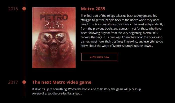 Metronun Yeni Oyunu