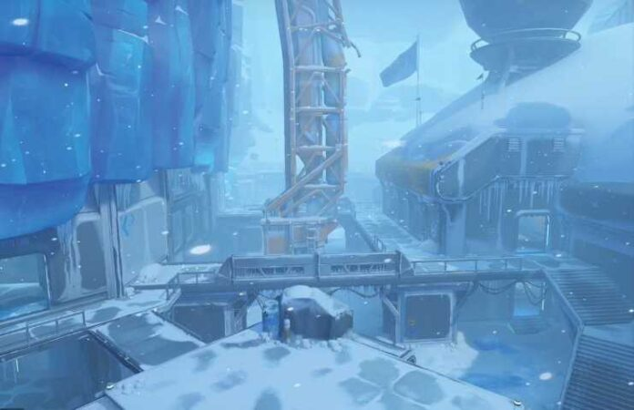 Overwatch Eco Point Map