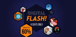 PlayStation Store Digital Flash