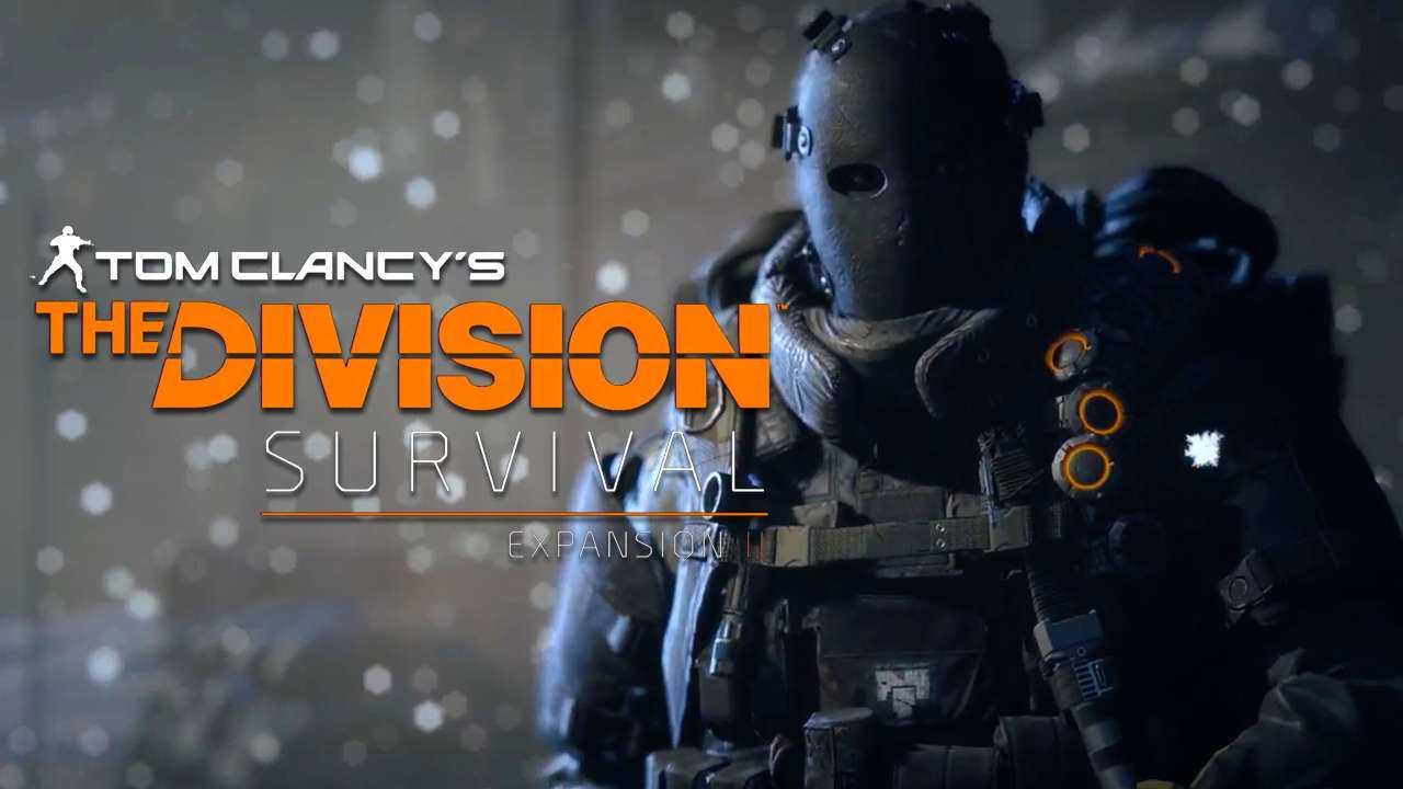 The Division Survival Ek Paket