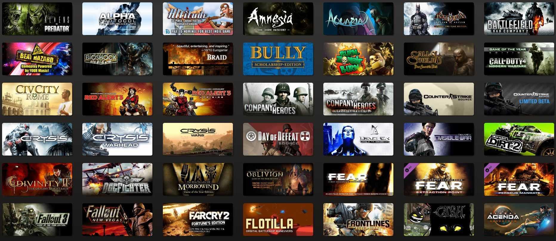 Steam oyunlarını yedekleme