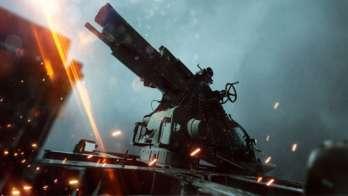 Battlefield 1 Siege Howitzer