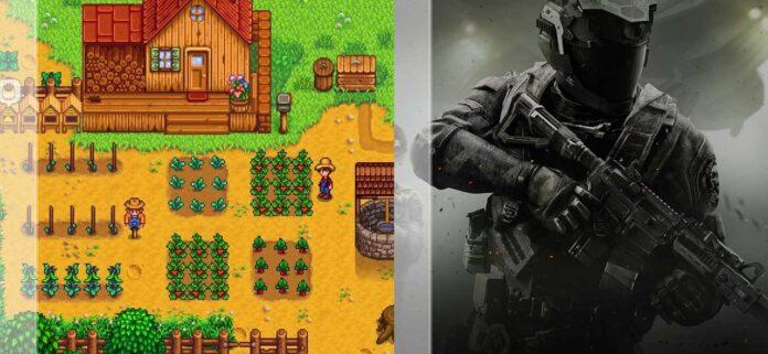 Stardew Valley - Call of Duty: Infinite Warfare