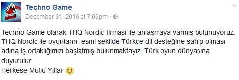 TechnoGame THQ Nordic
