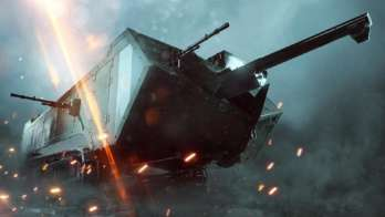 Battlefield 1 The St. Chamond