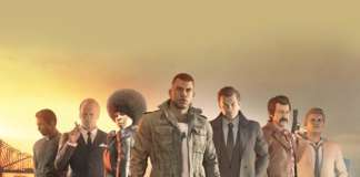 Mafia 3 squad