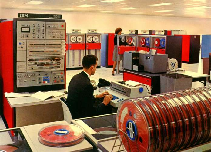 mainframe computers 1960