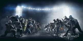 rainbow six siege fight