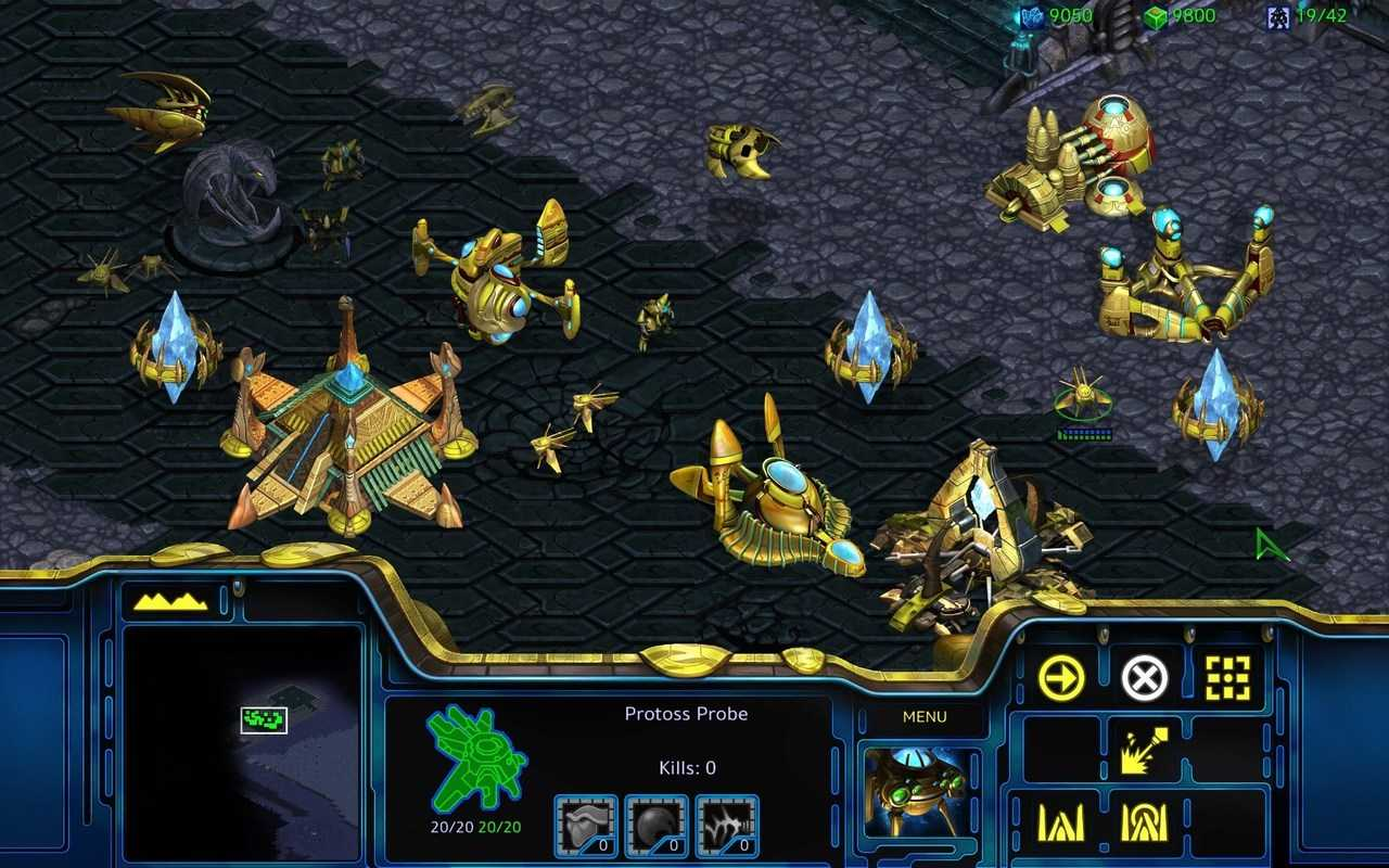starcraft screenshot 1