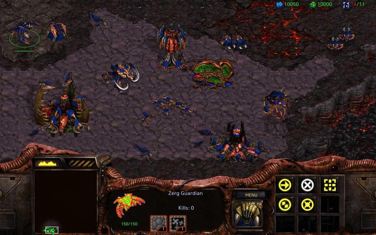 starcraft screenshot 3