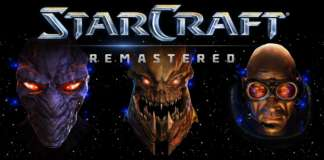 starcraft remastered logo